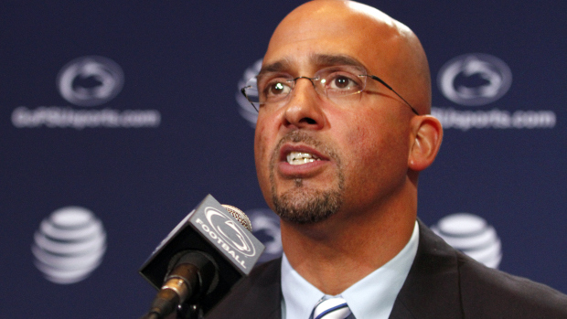 Penn State Introduces James Franklin